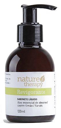 Nature Therapy Sabonete Líquido Revigorante 120ml