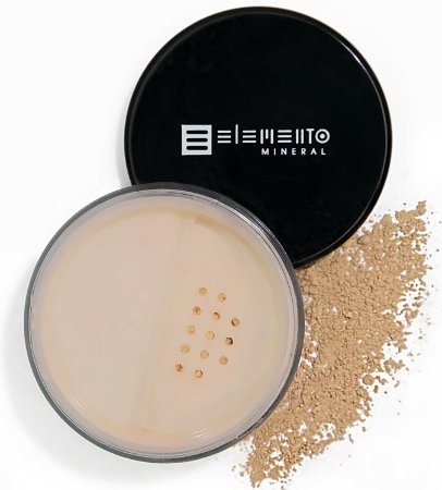 Elemento Mineral BB Powder Mineral FPS 15 - Pale Light (Bege Claro) 8g