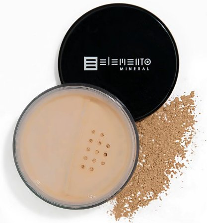 Elemento Mineral BB Powder Mineral FPS 15 - Cool (Bege Médio) 8g