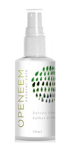 Openeem Natural Care Extrato Oleoso de Folhas de Neem 30ml