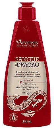 Arvensis Sangue de Dragão Shampoo 300ml