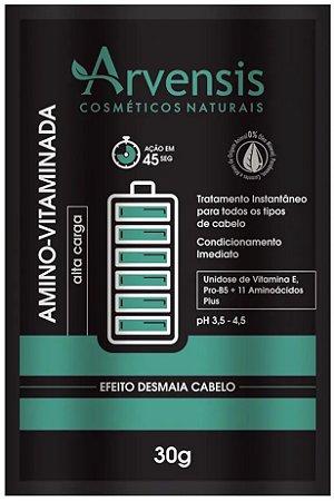 Arvensis Unidose Amino-Vitaminada - Tratamento Capilar Instantâneo 30g