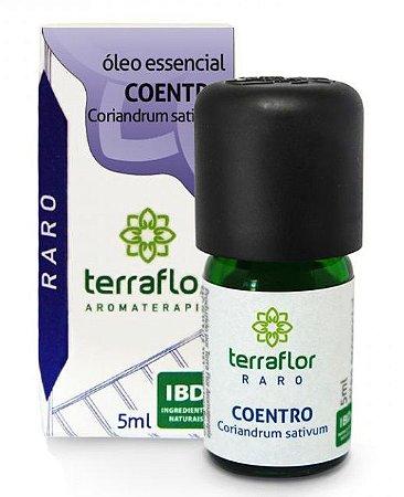 Terra Flor Óleo Essencial de Coentro (Sementes) 5ml