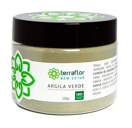 Terra Flor Argila Verde 300g