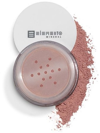 Elemento Mineral Blush Mineral Matte - Baby Pink (Rosa Claro) 3g
