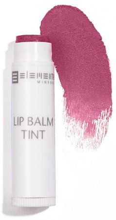 Elemento Mineral Lip Balm Tint - Merlot (Vinho Transparente) 4,5g