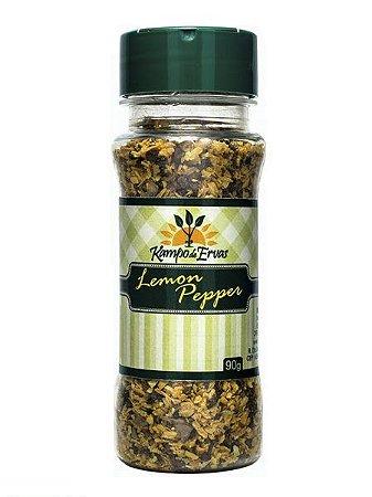Kampo de Ervas Lemon Pepper Condimento Misto 90g