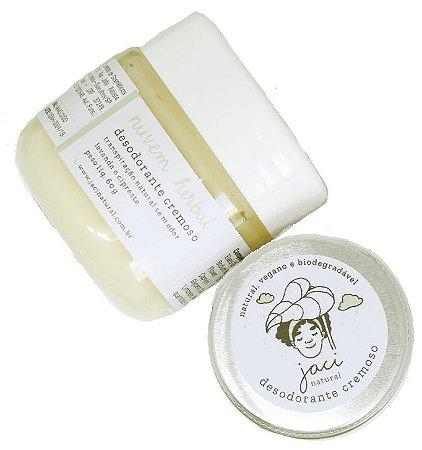 Jaci Natural Desodorante Cremoso Nuvem Herbal