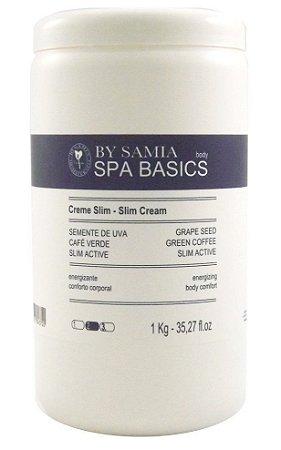 By Samia Spa Basic Creme Slim Emagrecedor