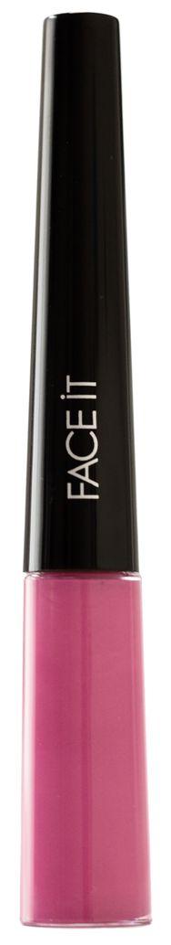 Face It Batom Líquido Sexy Face - Rosa 6,5g