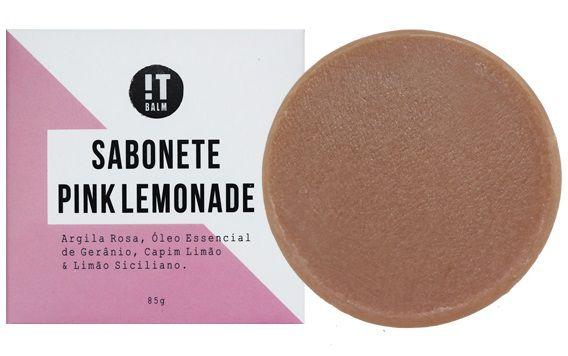 It Balm Sabonete Pink Lemonade com Argila Rosa 85g