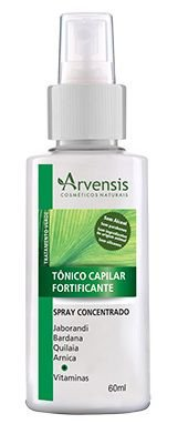 Arvensis Tônico Capilar Fortificante Spray 60ml