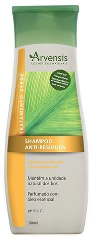 Arvensis Anti-Resíduos Shampoo 300ml