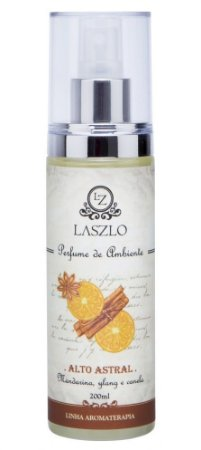 Laszlo Borrifador de Ambiente Alto Astral 200ml