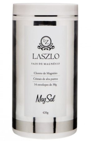 Laszlo Sais de Magnésio 420g
