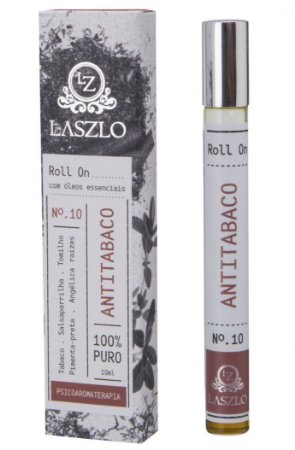 Laszlo Roll-on Antitabaco 10ml