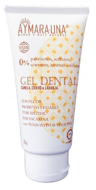 Aymara-Una Gel Dental Natural Especiarias 60g