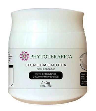 Phytoterápica Creme Base Neutra 240g