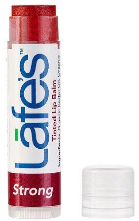 Lafe's Tinted Lip Balm Strong - Hidratante Labial com Cor 4,25g