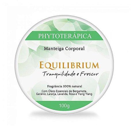 Phytoterápica Manteiga Corporal Equilibrium - Tranquilidade e Frescor 100g