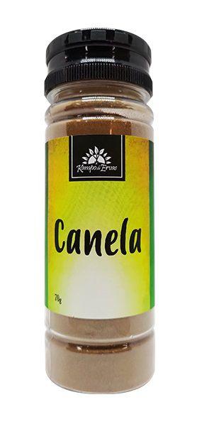 Kampo de Ervas Canela em Pó Condimento Puro 60g
