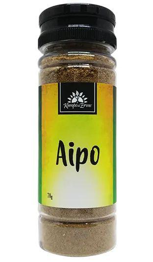 Kampo de Ervas Aipo (Salsão) em Pó Condimento Puro 70g