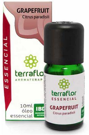 Terra Flor Óleo Essencial de Grapefruit 10ml
