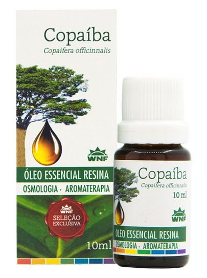 WNF Óleo Resina de Copaíba (Bálsamo) 10ml
