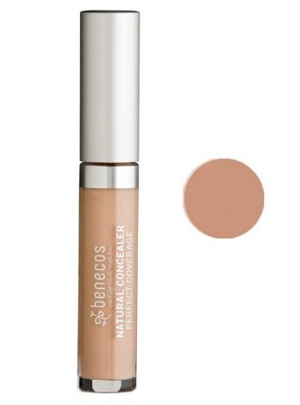 Benecos Corretivo Líquido Concealer Perfect Coverage Beige 5ml