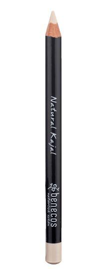 Benecos Lápis de Olho Kajal Eyeliner White 1,13g
