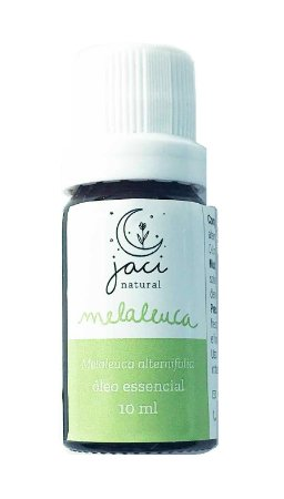 Jaci Natural Óleo Essencial de Melaleuca / Tea Tree 10ml