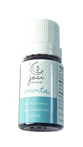 Jaci Natural Óleo Essencial de Menta / Hortelã Brasil 10ml