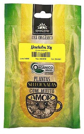 Kampo de Ervas Chá de Alcachofra Orgânico Fracionado 30g