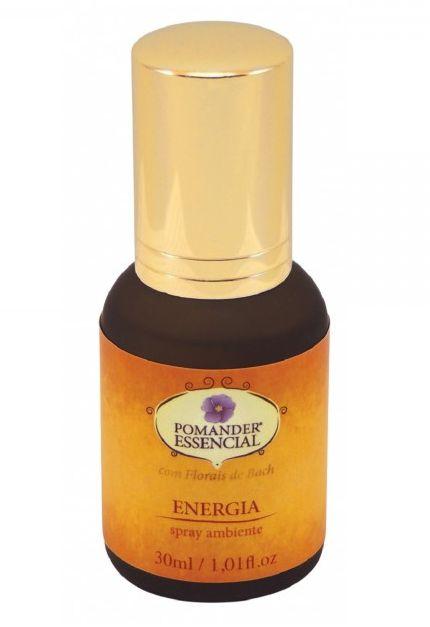 Pomander Essencial Energia Spray Ambiente 30ml