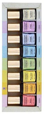 Pomander Chakra Spray Ambiente Kit 8un