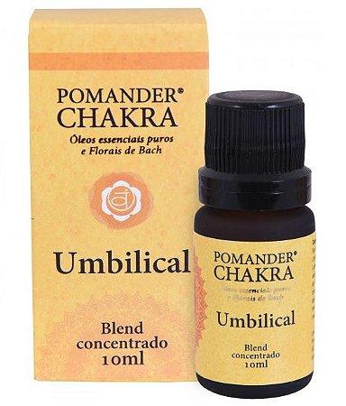 Pomander Chakra Umbilical Blend Concentrado para Massagem e Difusor 10ml