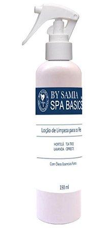 By Samia Spa Basics Loção de Limpeza Para os Pés 190ml