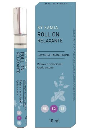 By Samia Roll-on Relaxante 10ml