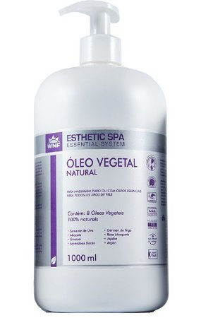 WNF Spa Essential System Óleo Vegetal 1 Litro