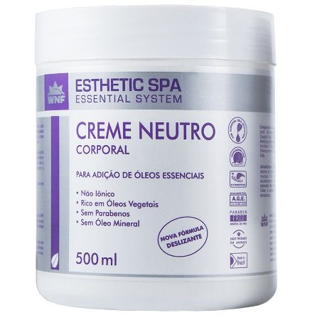 WNF Spa Essential System Creme Neutro Base 500ml