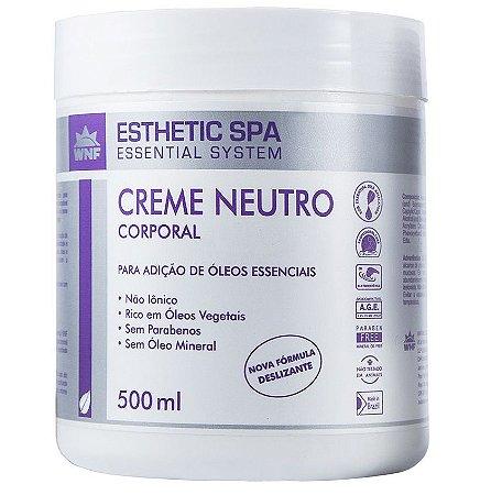 WNF Spa Essential System Creme Neutro Base 500ml