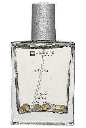 Elemento Mineral Perfume Natural Citrine 50ml