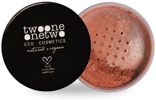 Twoone Onetwo Bronzer Facial em Pó 9g