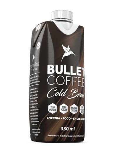 Puravida Bullet Coffee Cold Brew 330ml