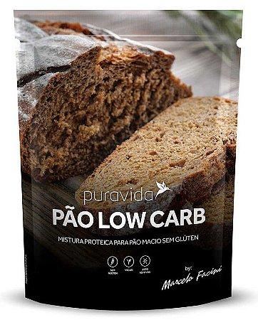 Puravida Mistura Para Pão Low Carb Sem Glúten 350g
