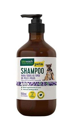 Biowash Pets Shampoo Natural 500 ml