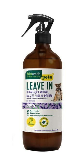 Biowash Pets Leave In Natural 250ml