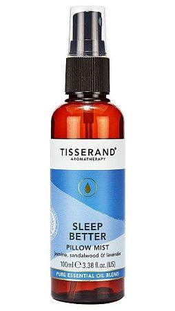 Tisserand Sleep Better Pillow Mist Spray Ambiente 100ml