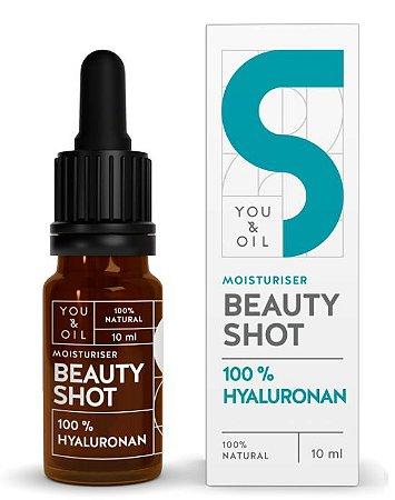You & Oil Beauty Shot Sérum Facial N5 Hidratante com Ácido Hialurônico 10ml