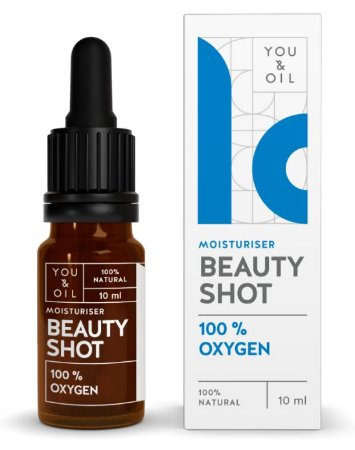 You & Oil Beauty Shot Sérum Facial N10 Desintoxicante com Oxigênio 10ml